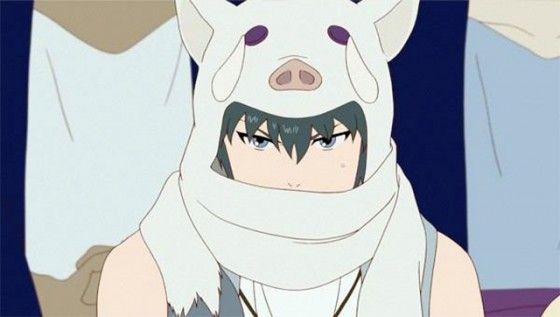 Bakemono no Ko (The Boy and the Beast) Ichirouhiko