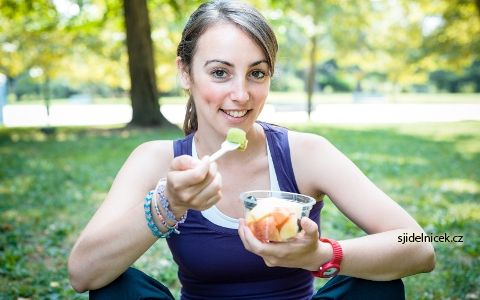 Tipy na zdravé a dietní svačiny