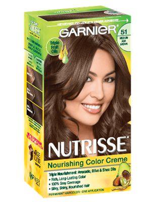 Nourishing Color Creme Medium Ash Brown 51 (Cool Tea)