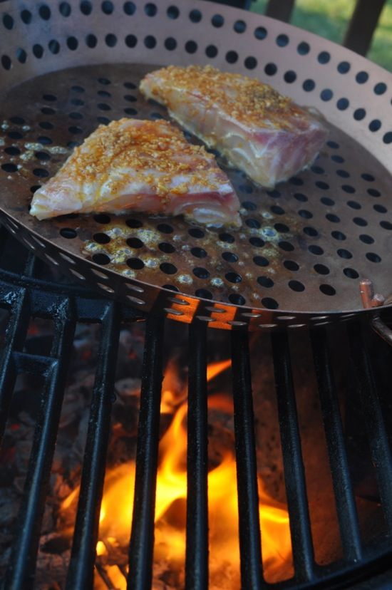 how to cook red snapper fillets on grill