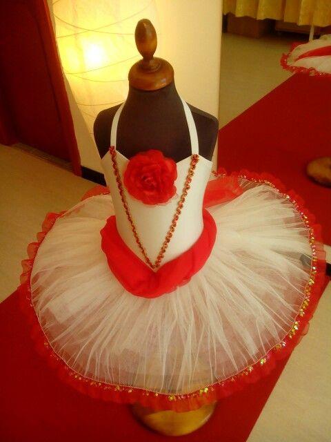 Tutù piccola Carmen , ballo e passione