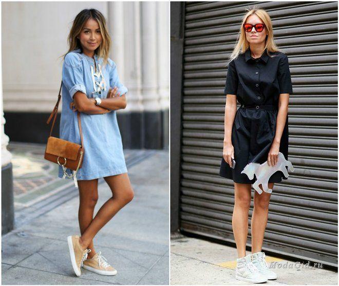 Мода и стиль: Красота – в простоте. Кэжуал