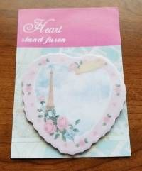 Só R$2.96, compra melhor Macaron bonito coração flor memorando desenhos animados notas aleatórias venda loja online a preço de atacado.US / EU armazém.