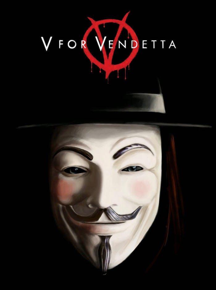 V For Vendetta 2005 V De Venganza Venganza Peliculas Completas