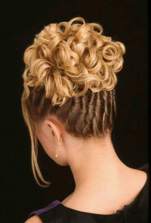 Peinado De Gala Peinados Retorcidos Peinados Elegantes