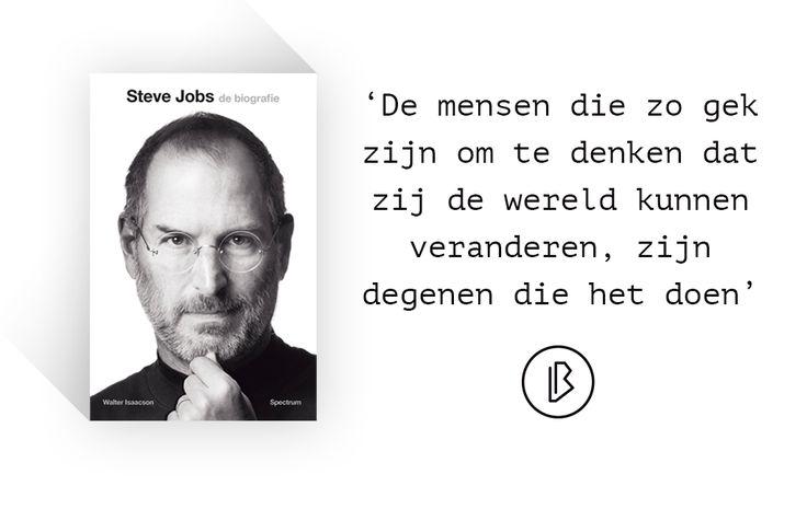 Recensie: Walter Isaacson – Steve Jobs, de biografie  biografie
