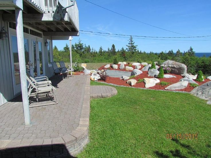 Ocean View Chalet - Overlooking White Point - Vacation Rentals in Hunts Point, Southwest Nova Scotia - TripAdvisor