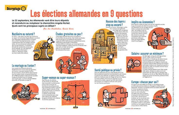 Dume - Tiphaine-illustration  #editorial #élections #illustration