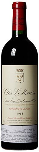 1998 Chateau Clos St Martin Saint-Emilion Bordeaux 750 mL -- Continue to the product at the image link.