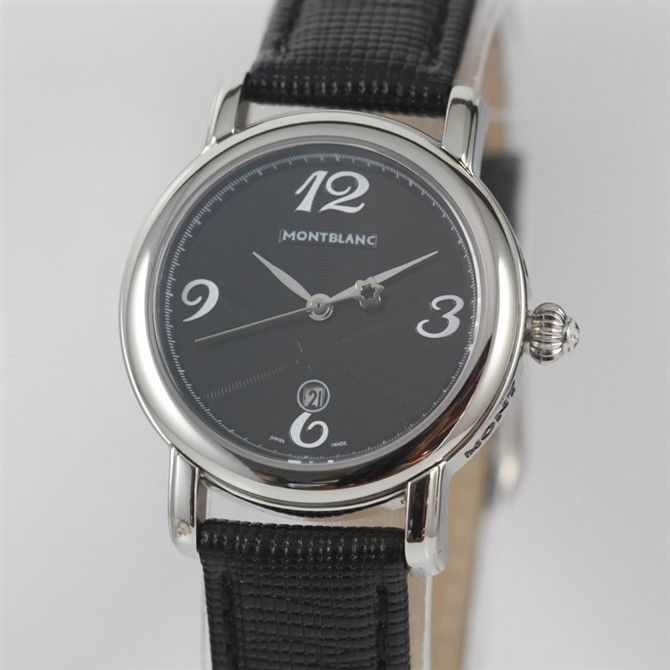 Replica MontBlanc Watch 2013 $179.00 http://www.swisstrendy.com/replica-montblanc-watch-2013-swiss-store-3a2024.html