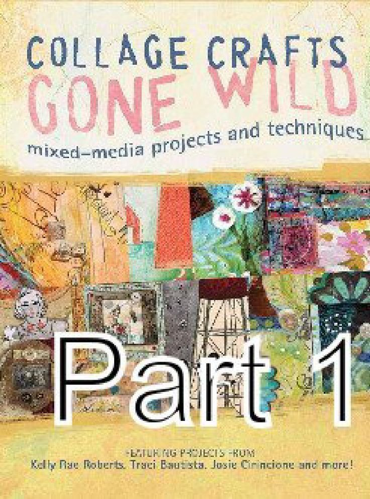 #ClippedOnIssuu from Collage crafts gone wild part 1