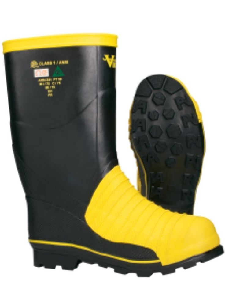 Viking miner 49er boots $150 Canadian tax included 5% off on orders before December 31st 2017 free shipping on orders over $200 Key Features Highly chemical resistant rubber upper Oil- chemical- abrasion- heat- slip-resistant and air cushioned NBR lug sole Safety standards CSA M / ASTM Mt/75 Metatarsal protection CSA Z195-14 / ASTM F2413-11 Grade 1 Steel toe and plate CSA Omega - Electric shock resistant 18kV European Standard CE Approved - EN ISO 20345:2011 Australia New Zealand Standard…