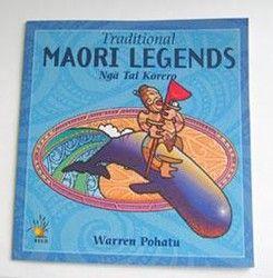 Book: Traditional Maori Legends - Maori legends, maori myths, Maori book - Shopenzed.com