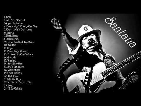 Carlos Santana Best Song 2016 || Carlos Santana  Greatest Hits (Full Song)