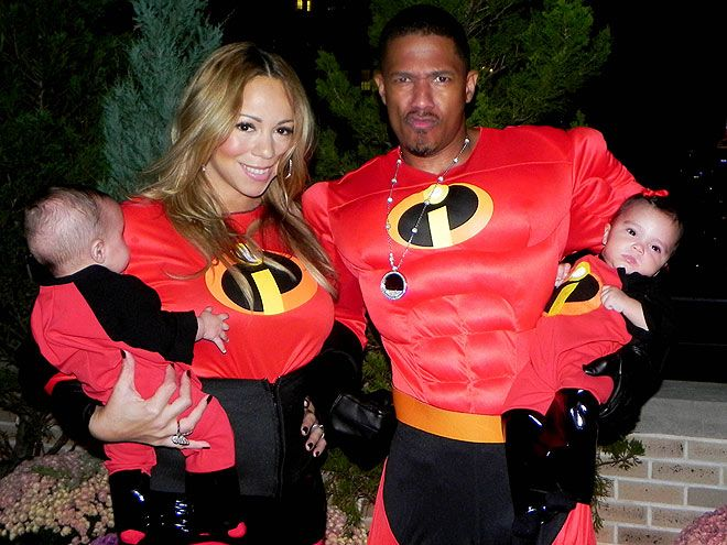 The Incredibles | Mariah Carey & Nick Cannon