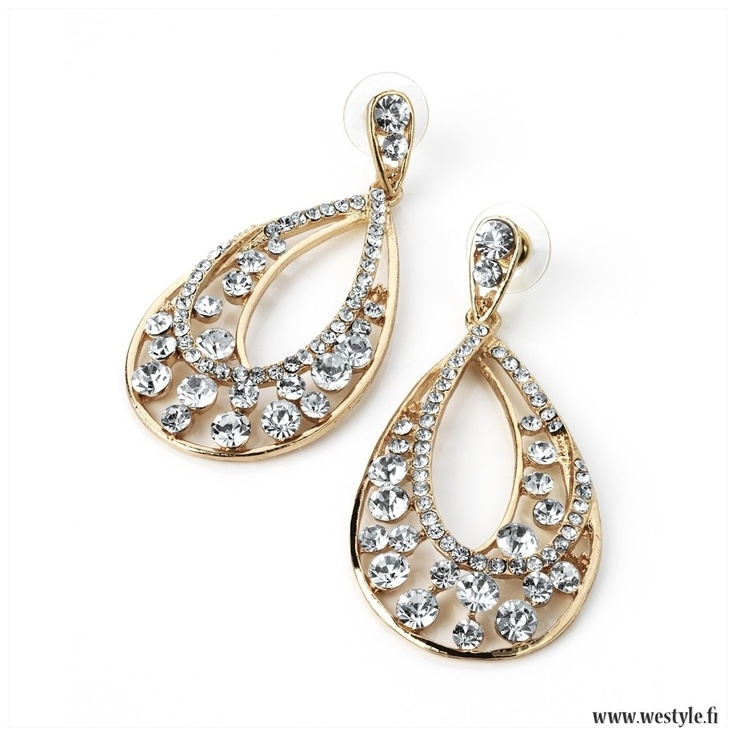 Gorgeous new earrings at We Style! www.westyle.fi