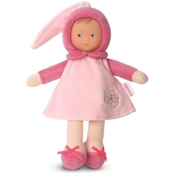 Corolle Miss Pink Cotton Flower Doll