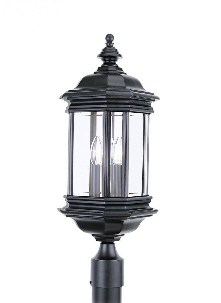 Outdoor lighting 19 pinterest sea gull 8238en 12 hill gate three light outdoor post lantern in black mozeypictures Image collections