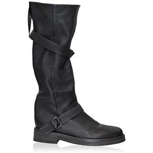 Ann Demeulemeester Boots Lavato Nero - LoLoBu