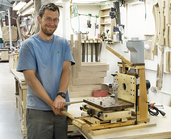 Router Woodworking, Custom Furniture Makers Portland Oregon