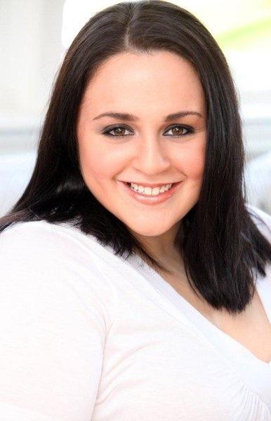 nikki blonsky, my inspiration for Ashley's best friend, Dana