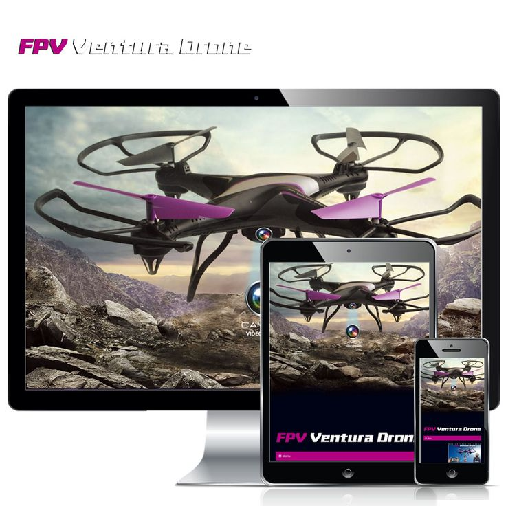 www.venturadrone.com - De Ventura Drone is 1 van de best verkochte drones ter wereld. Onderdelen zijn te bestellen op de door Weppster gebouwde webshop.  Volg Weppster ook op: Websitesendomeinnamen -  www.websitesendomeinnamen.nl