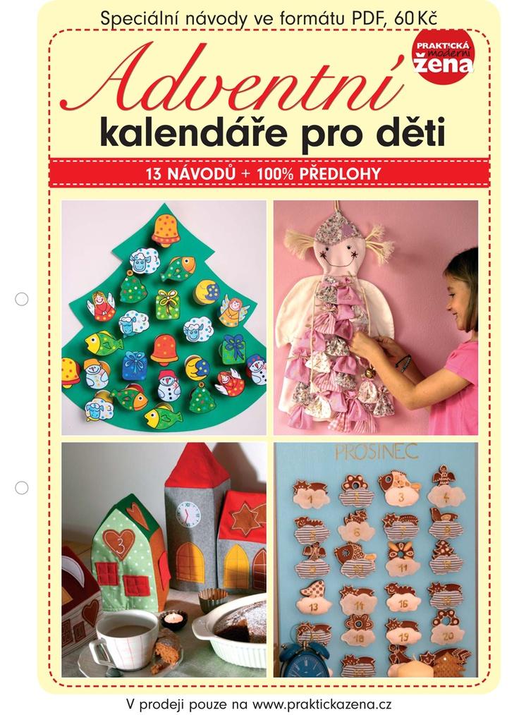 Adventní kalendáře   Advent's calendars