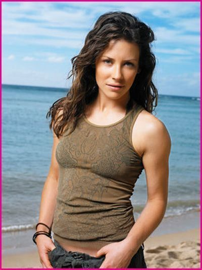 Evangeline Lilly Age Height Weight