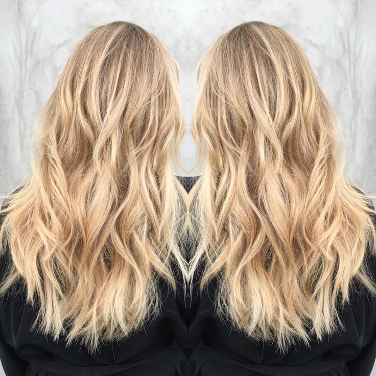 color by riawnacapri Beautiful Buttery Blonde