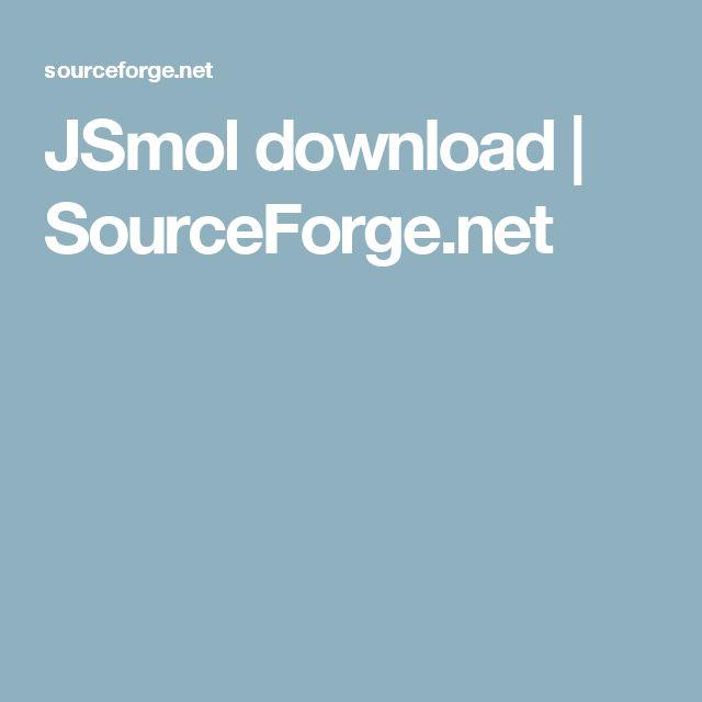 JSmol download | SourceForge.net