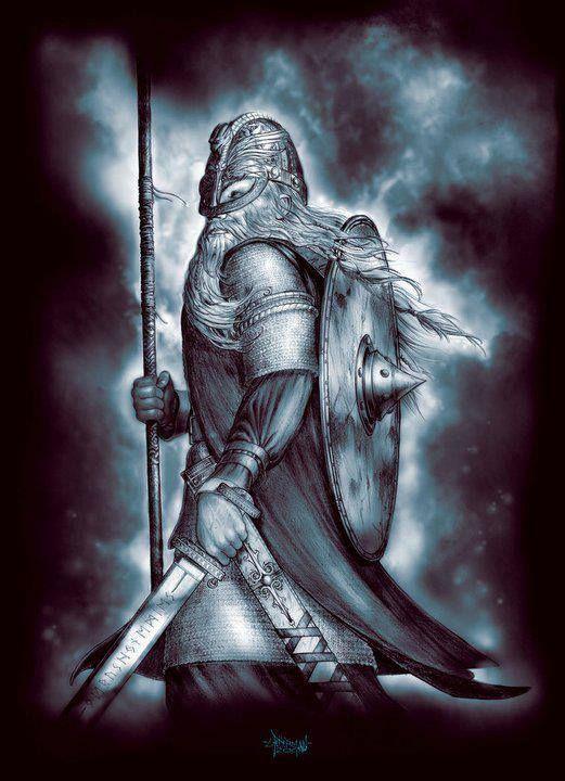 ARG....viking warrior