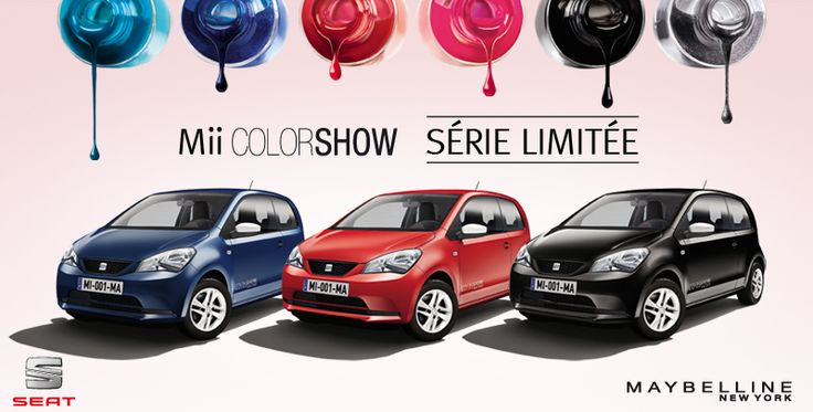 SEAT MII COLORSHOW by MAYBELLINE NEW YORK