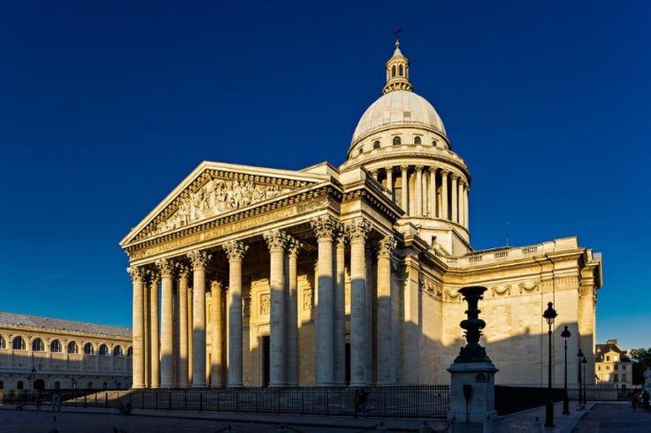 Le Panthéon - http://blog.feel-like-ohm.com/paris-musees-et-monuments/le-pantheon/