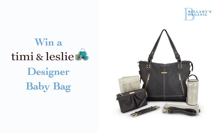 Win a Designer baby bag