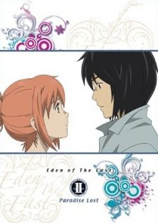 Eden of The East the Movie II: Paradise Lost   Started: TBA   Finished: TBA   Rate: 10/10