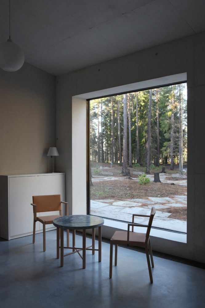 The New Crematorium, The Woodland Cemetery / Johan Celsing Arkitektkontor