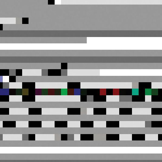 Stereohype's Button Badge Motif Print (detail) by FL@33's Tomi Vollauschek https://www.stereohype.com/330-button-badge-motif-prints ↔️ http://www.flat33.com/index.php?page_id=933 #stbbmp  #glitch #screenshot #computer #crash #error #computercrash #glitchart #minimal #grey #coulourful #details