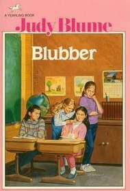 Every young girl should read Judy Blume :):