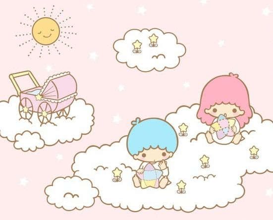 195 best images about little twin stars pictures on for Little twin stars coloring pages