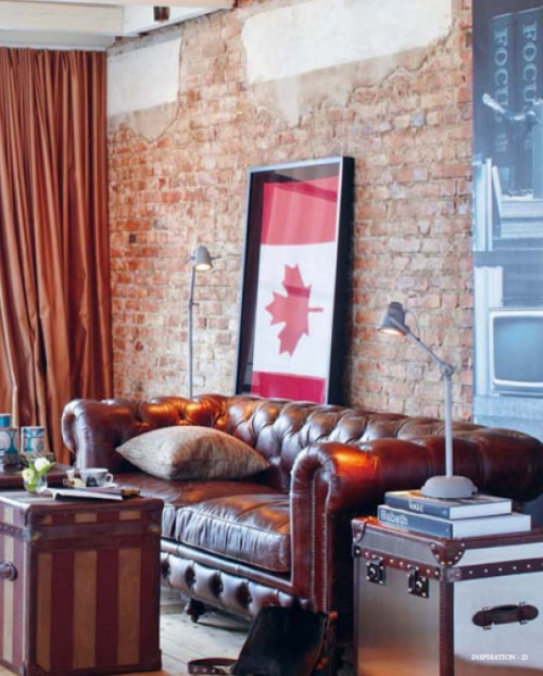 Bit obsessed with Chesterfield Sofas...