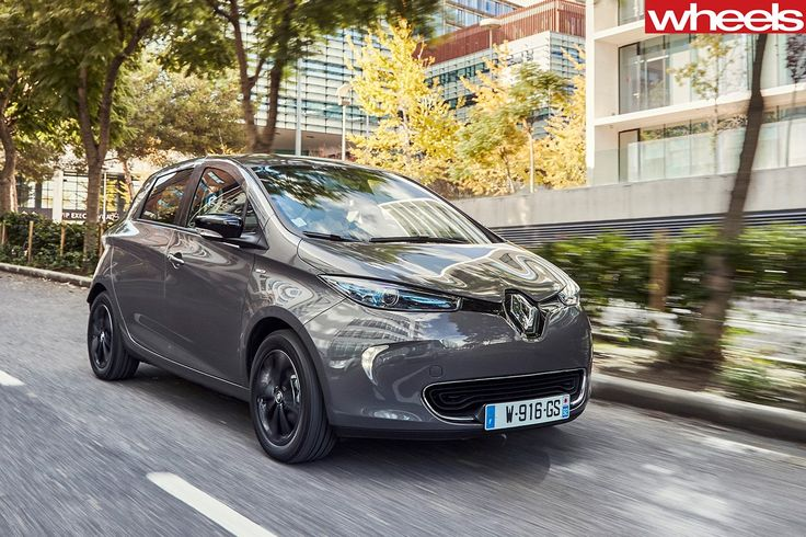 2018 Renault Zoe First Drive Review - Wheels Magazine #757Live