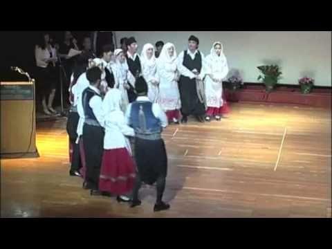 Λέων Αλλάτιος: Νενητούρια, ιστορία , φορεσιά, «Δετός» Χίου - YouTube