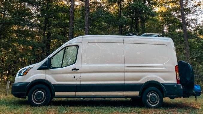2018 Transit 250 in Olathe, KS in 2021 | Campers for sale ...