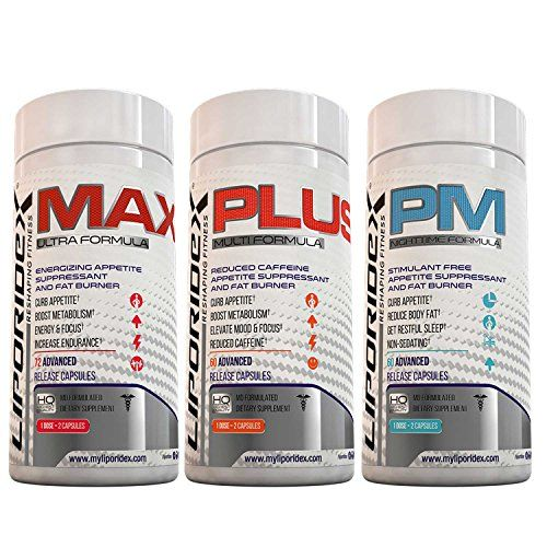 Weight Loss Supplement Combo Stack, Thermogenic Fat Burner