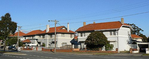 Port Melbourne | Bank Houses, Port Melbourne