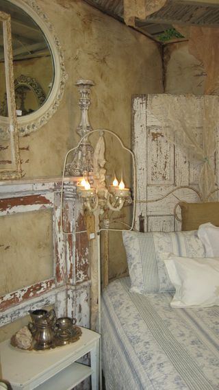 Shabby chic bedrooms found on this website, lots of great ideas.....