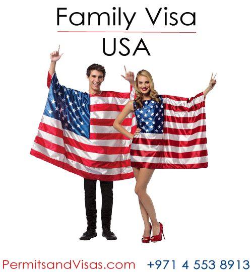 Spouse / Fiance / Family Visa for #USA  Contact PermitsandVisas.com visa specialist