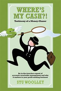 Book review: Where's My Cash by Stu Woolley