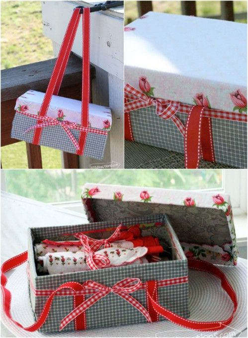 Shoebox Projects