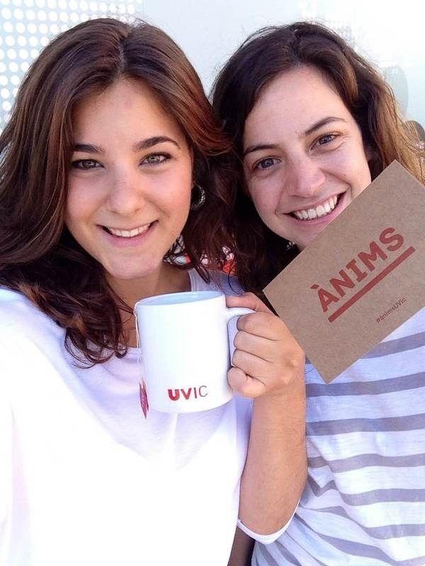 Has rebut la nostra carta #ÀnimsUVic? I una bosseta de te i una de til·la? Esperem que t'hagi tret un somriure... si vols, fes-te una foto amb el #teotila i penja-la aquí: www.uvic.cat/anims! #UVic #UVicLife #universitatdevic #ànims #ensagradaelquefem